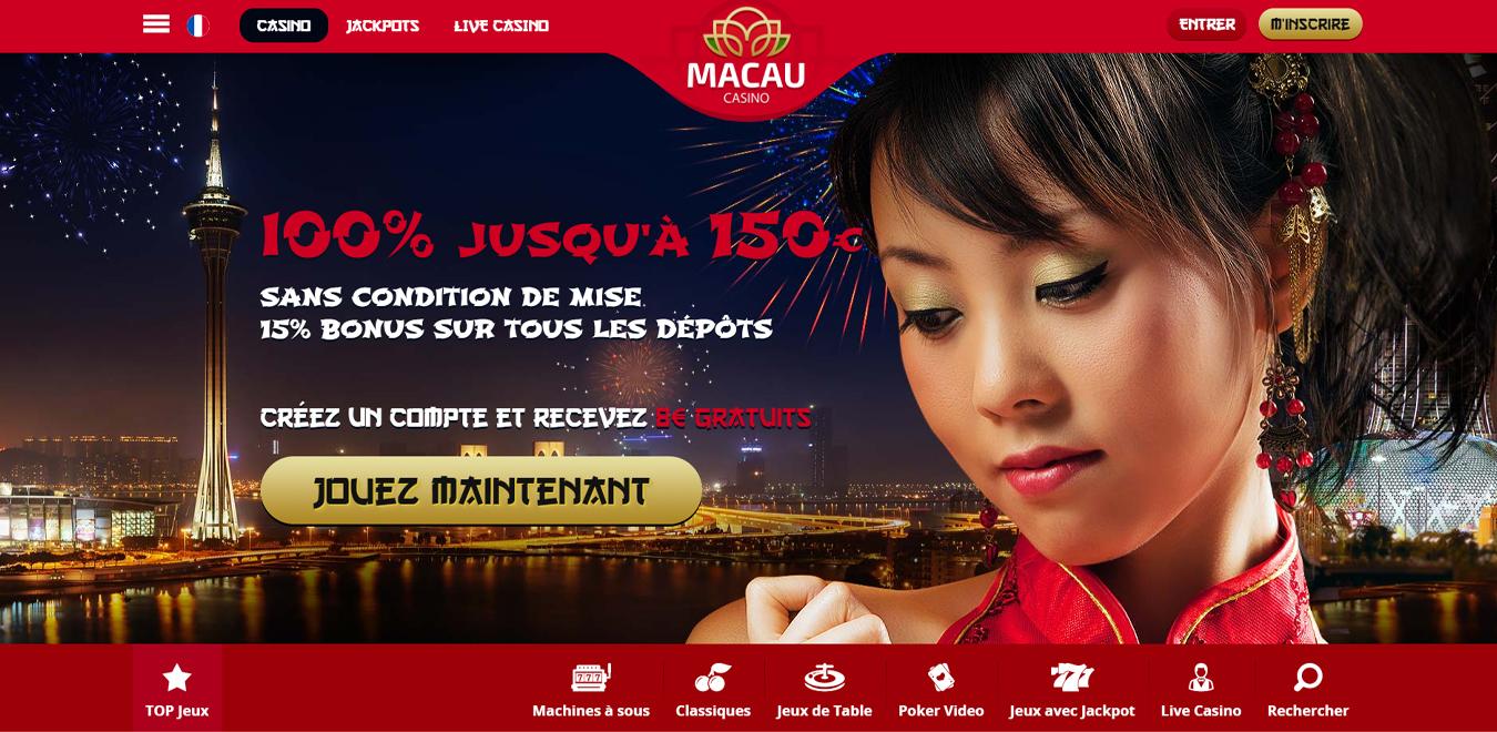 Casino Macau avis : comment appréhender ce site en toute objectivité ?